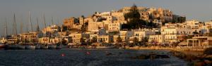 Hotel Anixis, Hotely  Naxos Chora - big - 62
