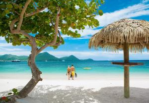 Sandals Grande St. Lucian Spa ..
