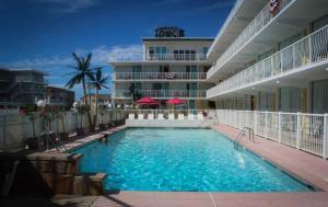 Paradise Oceanfront Resort of Wildwood Crest, Motelek  Wildwood Crest - big - 33