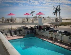 Paradise Oceanfront Resort of Wildwood Crest, Motelek  Wildwood Crest - big - 32