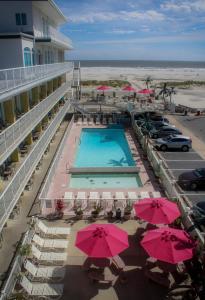 Paradise Oceanfront Resort of Wildwood Crest, Motelek  Wildwood Crest - big - 28