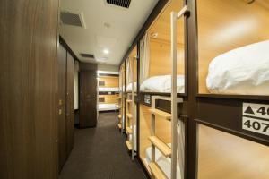 Single Bed in 12 Bed Mixed Dormitory Room Ensuite