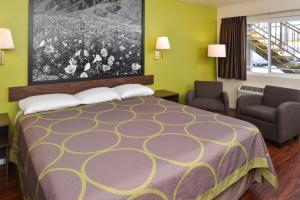 Rookvrije Kamer met Kingsize Bed - Geschikt voor Gasten met een Lichamelijke Beperking