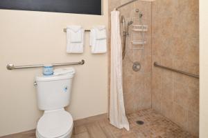 Chambre Lit King-Size - Accessible aux Personnes à Mobilité Réduite - Non-Fumeurs