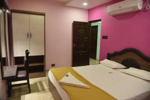 Subra Residency, Aparthotely  Kumbakonam - big - 10