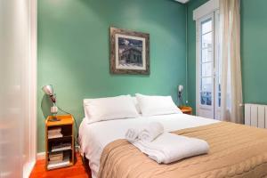 My City Home Chueca, Appartamenti  Madrid - big - 8