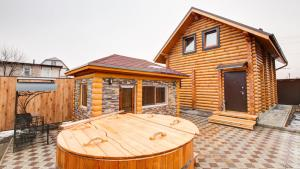 House Rucheek with sauna
