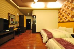 Rose Business Hotel, Motely  Yilan City - big - 73