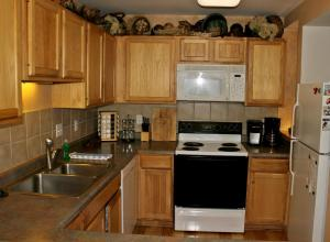 Forest Park 11B, Holiday homes  Silverthorne - big - 10