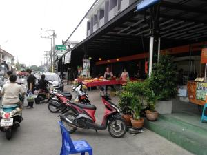Tisaraporn Resident, Motels  Ban Khlong Song - big - 20