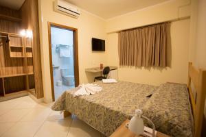 Hotel Vitoria, Hotely  Pindamonhangaba - big - 6