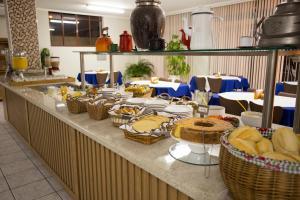 Hotel Vitoria, Hotely  Pindamonhangaba - big - 13