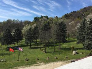 La Locanda dei Ciciu, Szállodák  Villar San Costanzo - big - 16