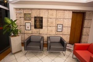 Hotel Vitoria, Hotely  Pindamonhangaba - big - 14