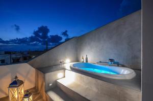 The Saint Vlassis, Hotels  Naxos Chora - big - 8