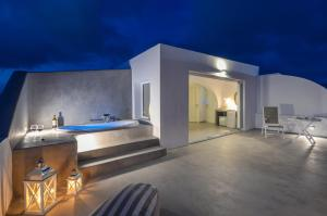 The Saint Vlassis, Hotels  Naxos Chora - big - 19