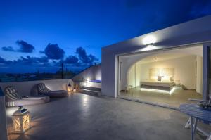The Saint Vlassis, Hotels  Naxos Chora - big - 10