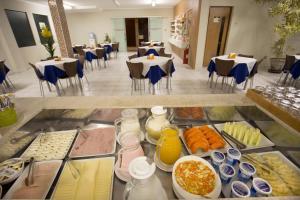 Hotel Vitoria, Hotely  Pindamonhangaba - big - 18
