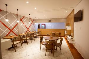Hotel Vitoria, Hotels  Pindamonhangaba - big - 20