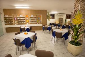Hotel Vitoria, Hotely  Pindamonhangaba - big - 23