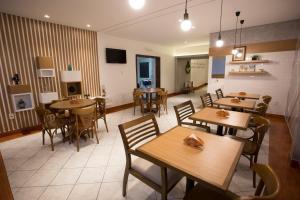 Hotel Vitoria, Hotely  Pindamonhangaba - big - 24