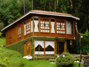 Pousada Refugio Comodo, Guest houses  Campos do Jordão - big - 1
