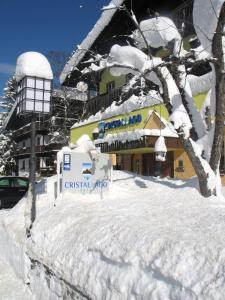 Hotel Cristallago, Hotels  Seefeld in Tirol - big - 50