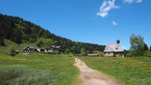 Berghof Fetz, Hotel  Schwarzenberg im Bregenzerwald - big - 14