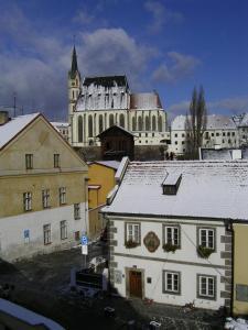 Pension U Soudu, Guest houses  Český Krumlov - big - 66