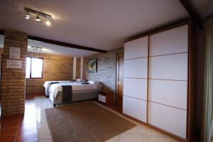 Łóżko w pokoju wieloosobowym dla 6 osób