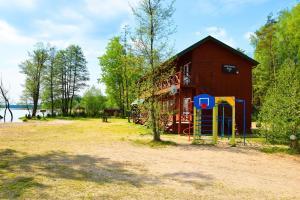 Туристическая база Виштынец, Загородные дома  Yagodnoye - big - 23