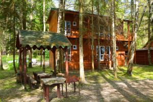 Turisticheskaya Baza Vishtynec, Country houses  Yagodnoye - big - 22