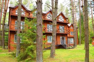 Туристическая база Виштынец, Загородные дома  Yagodnoye - big - 29