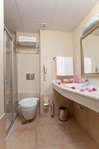 Remi Hotel, Отели  Алания - big - 25