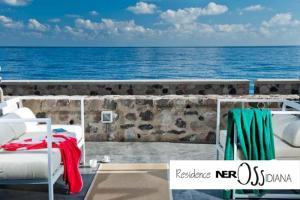 NerOssidiana sul mare di Lipari - AbcAlberghi.com