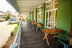 Hotel Pelicano, Hotels  Ilhabela - big - 17