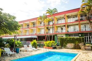 Hotel Pelicano, Szállodák  Ilhabela - big - 7