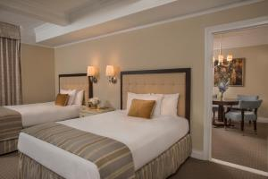 Premier Suite with Two Double Beds