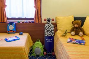 Hotel Benaco, Szállodák  Nago-Torbole - big - 13