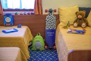 Hotel Benaco, Szállodák  Nago-Torbole - big - 2