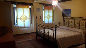 B&B Villa d'Aria, Bed & Breakfast  Abbadia di Fiastra - big - 20