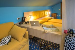 Hotel Benaco, Szállodák  Nago-Torbole - big - 72