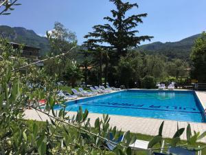 Villa Franca, Hotel  Nago-Torbole - big - 186