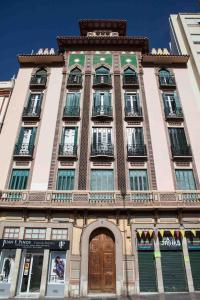 INMálaga Guadalmedina, Apartmanok  Málaga - big - 7