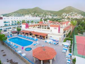 Tiana Beach Resort, Hotels  Turgutreis - big - 12
