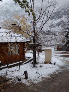 Mendoza Sol y Nieve, Lodges  Potrerillos - big - 20