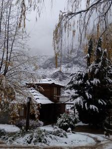 Mendoza Sol y Nieve, Lodges  Potrerillos - big - 19