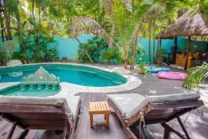 Cabañas La Luna, Hotels  Tulum - big - 74