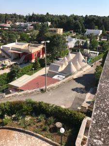 Villa Selva di Fasano, Апартаменты  Сельва-ди-Фазано - big - 4