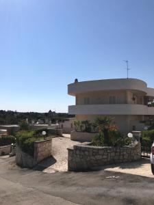 Villa Selva di Fasano, Апартаменты  Сельва-ди-Фазано - big - 16